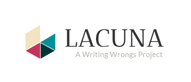 Lacuna Logo with strap-line