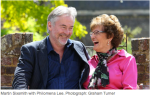 Philomena Lee and Martin Sixsmith